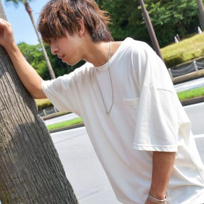 ZIP日本男裝 ZIP FIVE鹿子織寬版短袖T恤(14色)