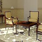 范登伯格 - 輪舞曲 進口地毯 - 藏花 (大款 - 160 x 230cm)