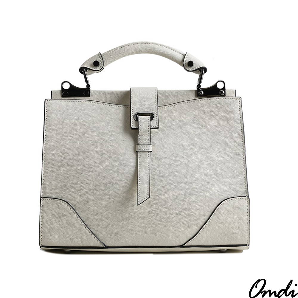 Omdi 亮麗至極好搭手提包(白色)
