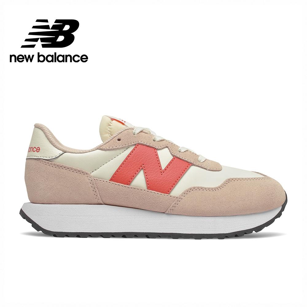 [New Balance]童鞋_中性_鮭魚粉_GS237PK1-W楦