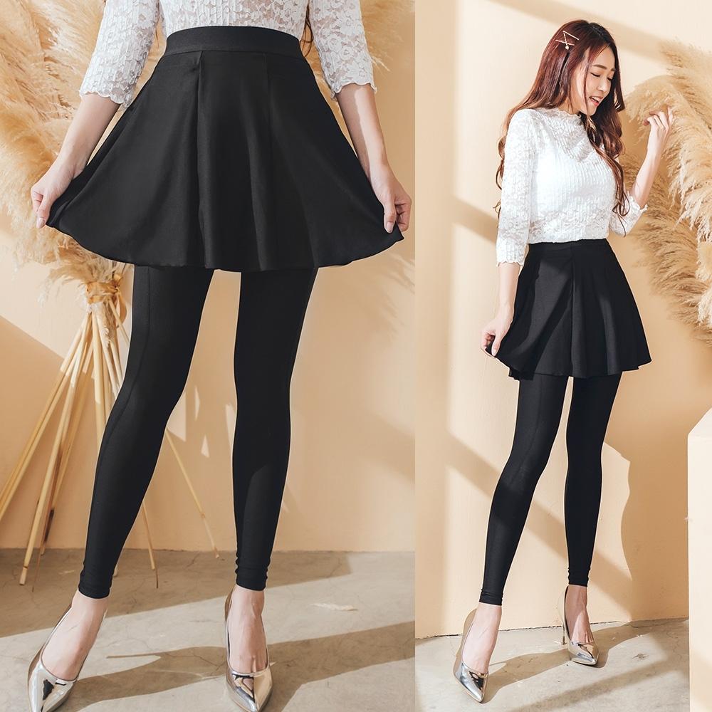 【E‧Heart】機能型壓力褲裙