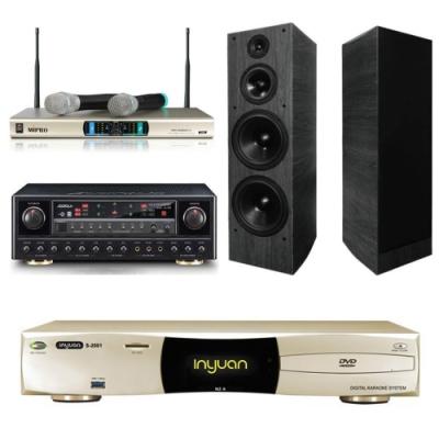 音圓 N2A+AL-589+A-1090+MR-3000D IV(伴唱機 4TB+卡拉OK套組)