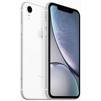 Apple iPhone XR 64G 6.1吋智慧型手機-白色