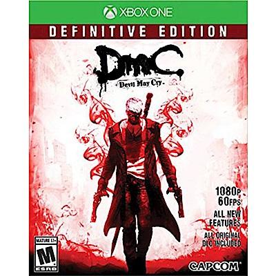DmC:惡魔獵人 決定版DmC Devil May Cry-XBOX ONE 英日文美版