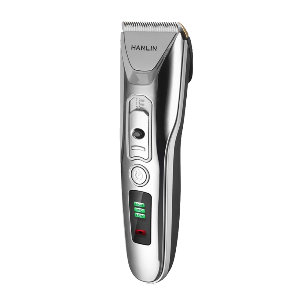 HANLIN 新手數位USB電動理髮器 (USB充電)