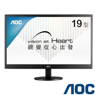 AOC E970SWN 19型 窄邊框螢幕顯示器