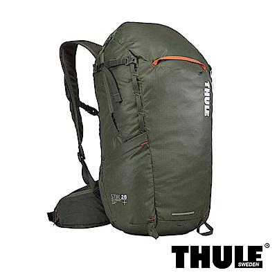 Thule Stir 28L Men 男用登山健行包 - 深綠