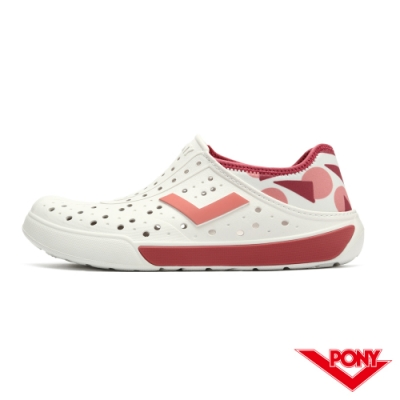 【PONY】ENJOY明星款洞洞鞋 踩後跟 拖鞋 雨鞋 男女 9款