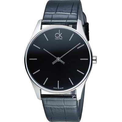 Calvin Klein Classic 簡約經典時尚腕錶(K4D211C1)