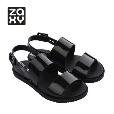 ZAXY LINK SAND 鏈接系列造型涼鞋-黑