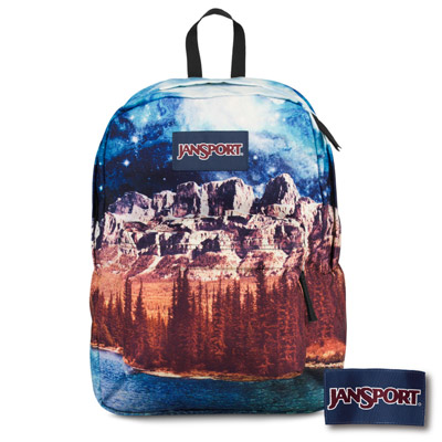 JanSport -HIGH STAKES系列後背包 魔山