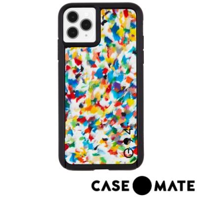 美國 Case●Mate iPhone 11 Pro防摔手機保護殼愛護地球款 - 彩虹迷彩