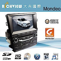 Mondeo AUTONET 汽車音響 導航 影音 藍芽等多功能