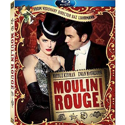 紅磨坊 Moulin Rouge  藍光 BD