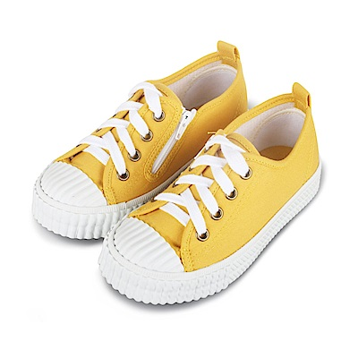 BuyGlasses 百搭餅乾兒童休閒鞋-黃