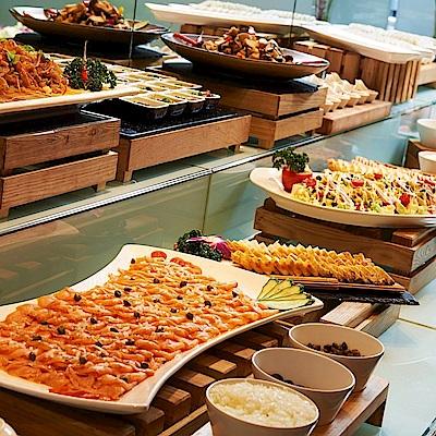 (台北)慶泰大飯店 金穗坊西餐廳半自助式雙人券