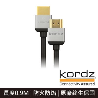 【Kordz】R.3 rack optimised HDMI線(R.3-0.9M)
