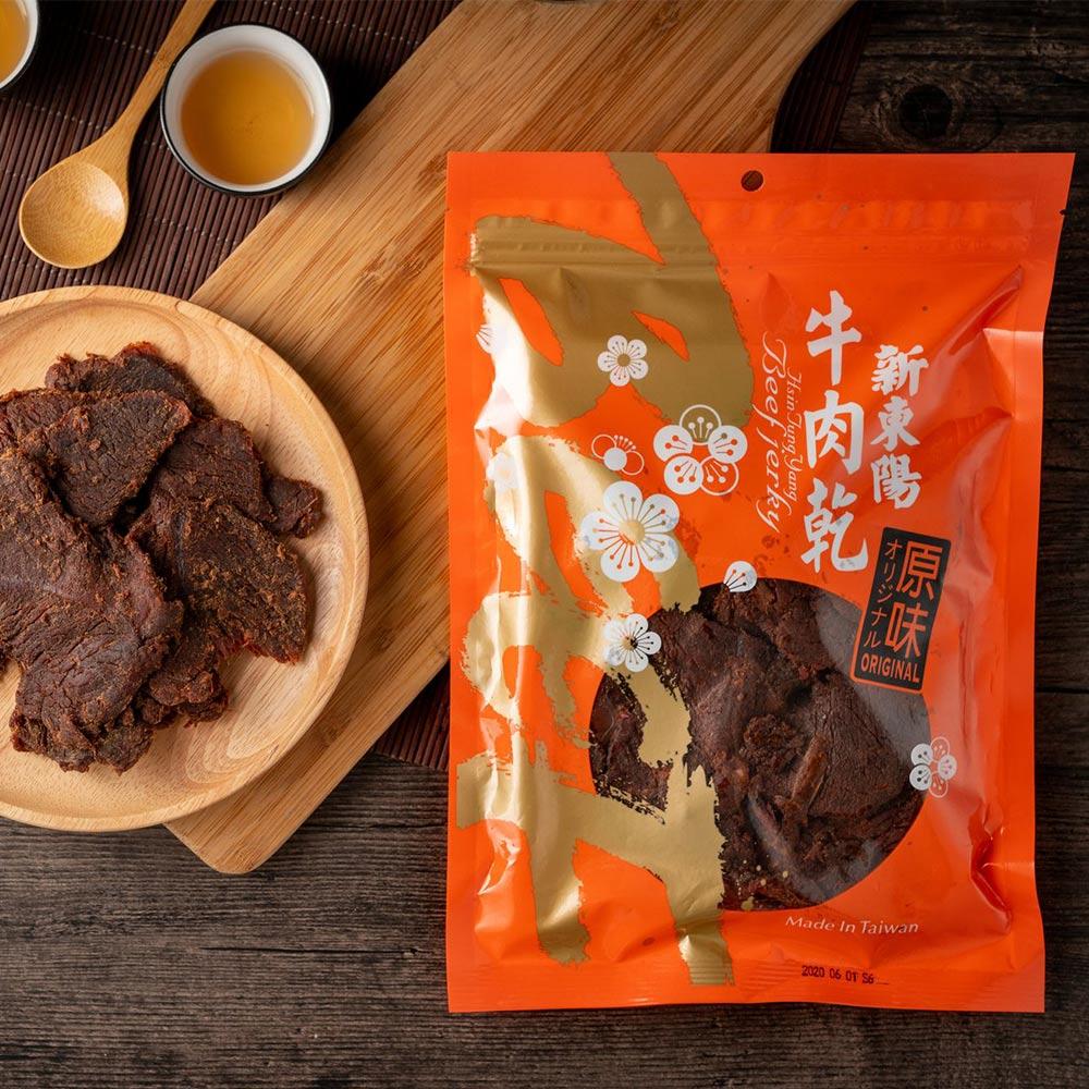 新東陽 原味牛肉乾(230g)