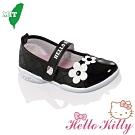 (雙11)HelloKitty童鞋 輕量減壓抗菌防臭室內外鞋-黑