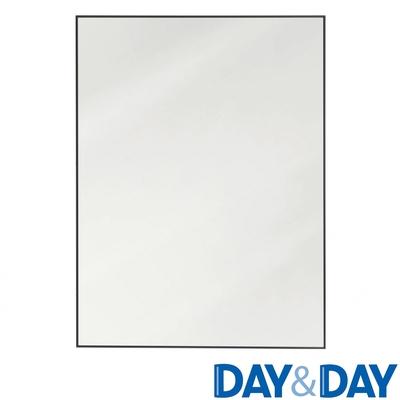 DAY&DAY 霧黑工業風鋁框易潔鏡