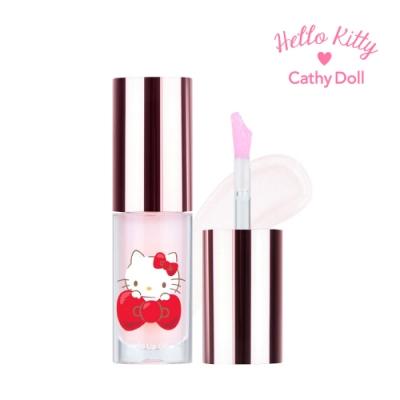 Cathy Doll x Hello Kitty聯名版彩妝~粉漾潤唇蜜