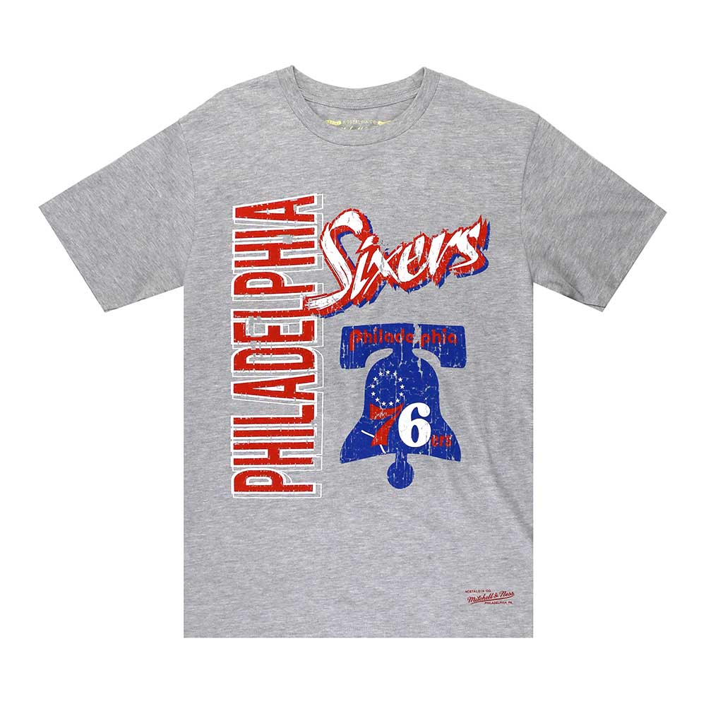 M&N NBA Winning Team 短袖T恤 76人