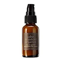 John masters organics 玫瑰杏桃抗氧日霜 30ml