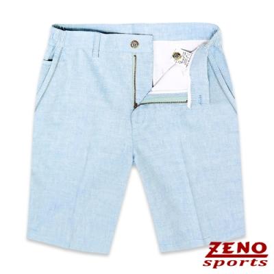 ZENO 竹纖維透氣彈力短褲-二色