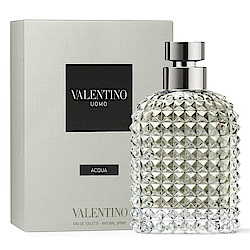 *Valentino范倫鐵諾 Uomo迷漾男性淡香水 小香4ml