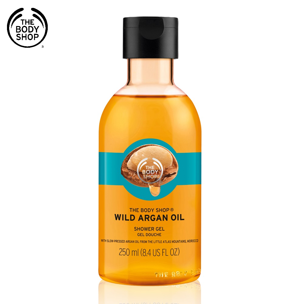 The Body Shop 摩洛哥堅果油沐浴膠-250ML product image 1