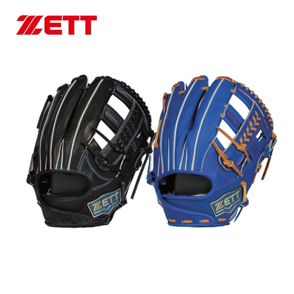 ZETT 31系列壘球全牛手套 12吋 野手通用 BPGT-3115