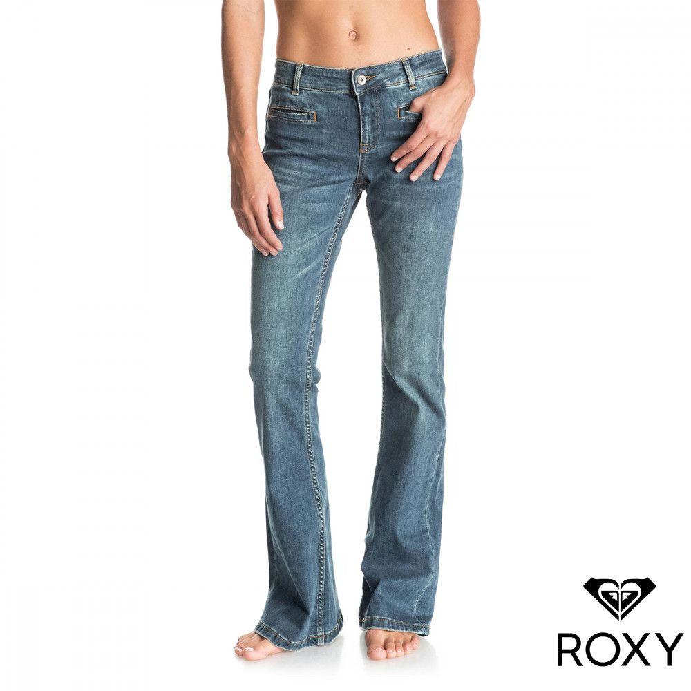 【ROXY】JANE FOREVER 牛仔褲