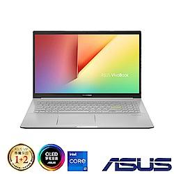 ASUS S513EQ 15吋筆電 (i7-1165G7/MX350/8G+8G/512G/O