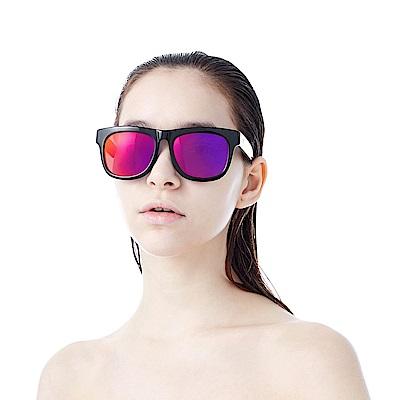 BVH 經典不敗膠框太陽眼鏡w7685Col-2