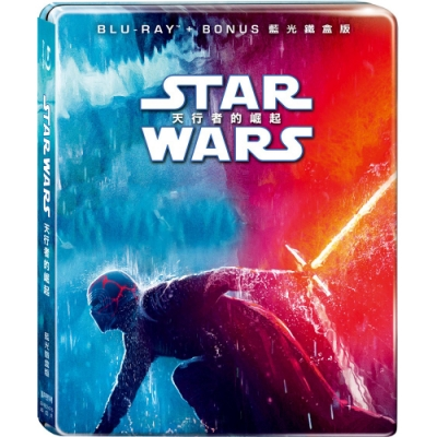 STAR WARS:天行者的崛起 雙碟鐵盒版 藍光 BD