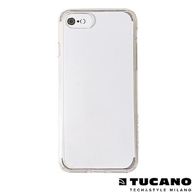 TUCANO DUO 雙料美背PC+防撞軟邊保護套 iPhone7/8 Plus-金