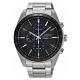 SEIKO Criteria 耀眼時刻三眼太陽能時尚腕錶V176-0AZ0H(SSC725P1) product thumbnail 1