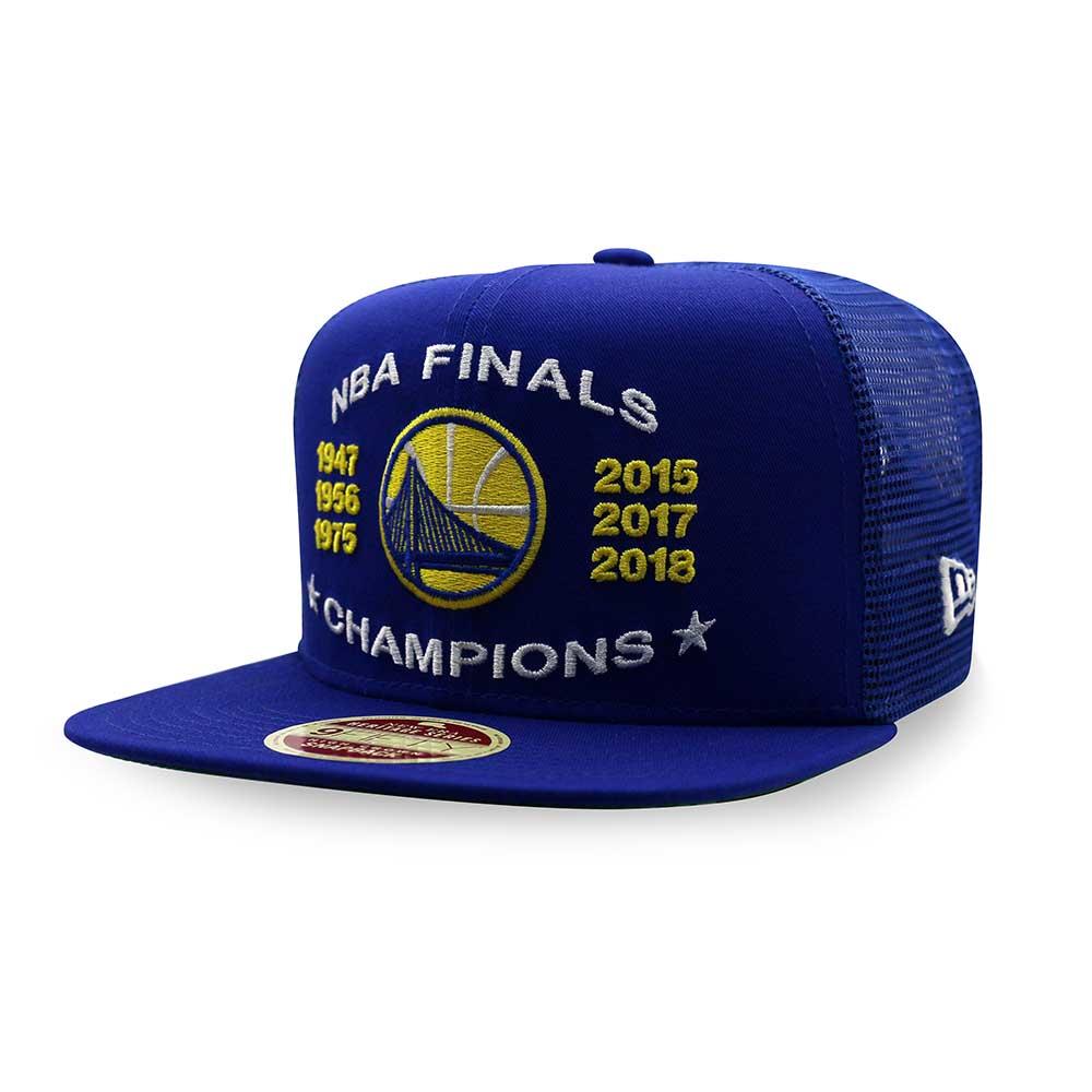 New Era NBA Heritage Series棒球帽 勇士隊