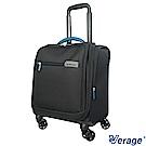 Verage ~維麗杰 14.5吋輕量經典系列電腦拉桿箱 (黑)
