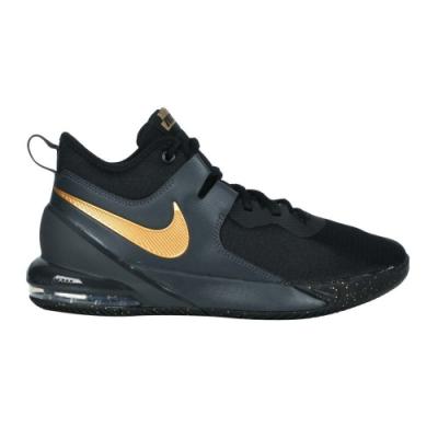 NIKE AIR MAX IMPACT 男籃球鞋-訓練 氣墊 中筒 CI1396005 黑金
