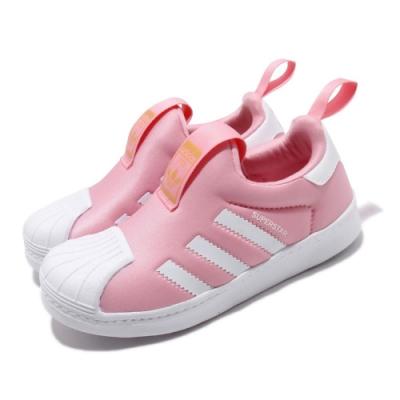 adidas 休閒鞋Superstar 360 C襪套 童鞋
