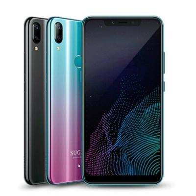 SUGAR S20s(3G+32G)6.18吋智慧型手機(奇幻紫)