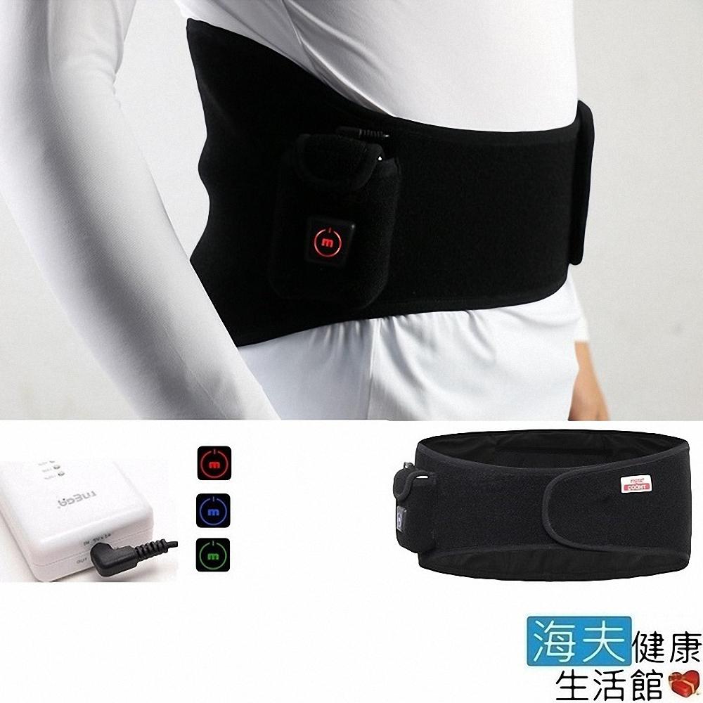 海夫 MEGA COOHT 隨身型 遠紅外線 熱敷護具 護腰 (HT-H001)