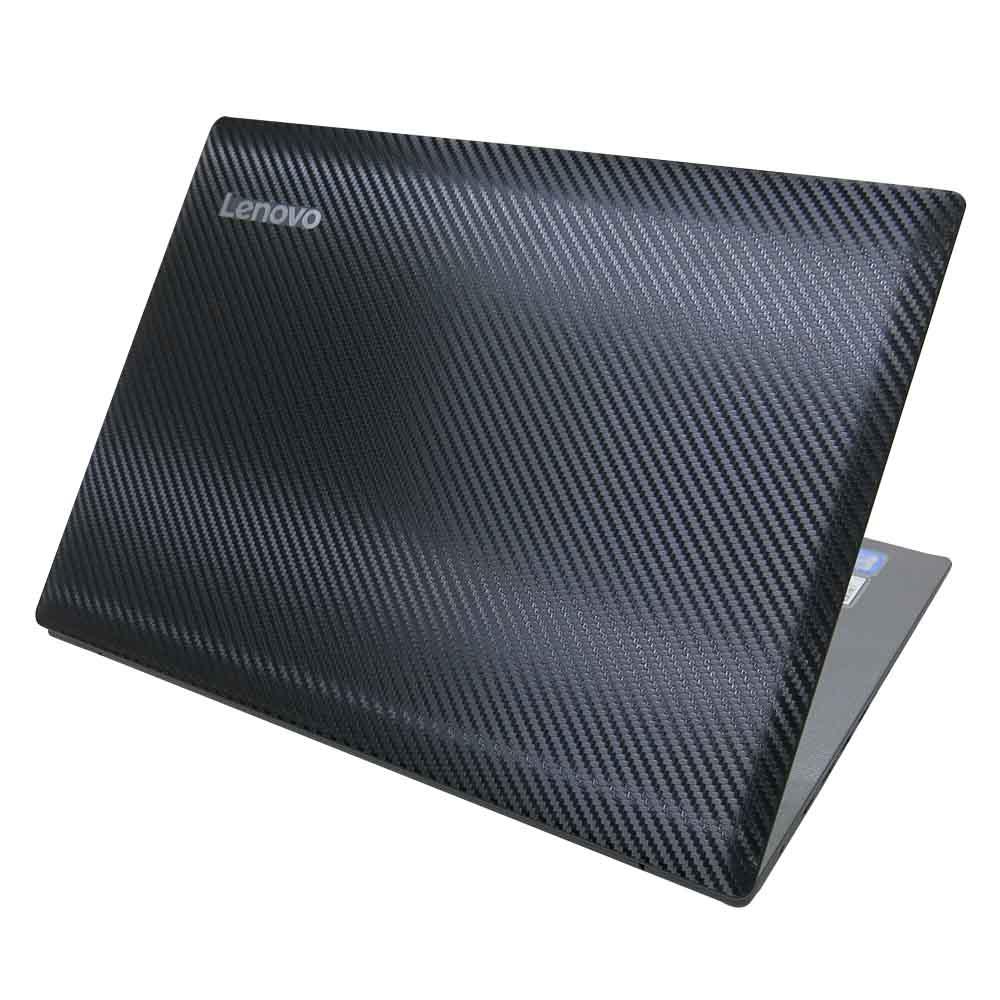 EZstick Lenovo IdeaPad 330 14 IKBR 黑色立體紋機身貼
