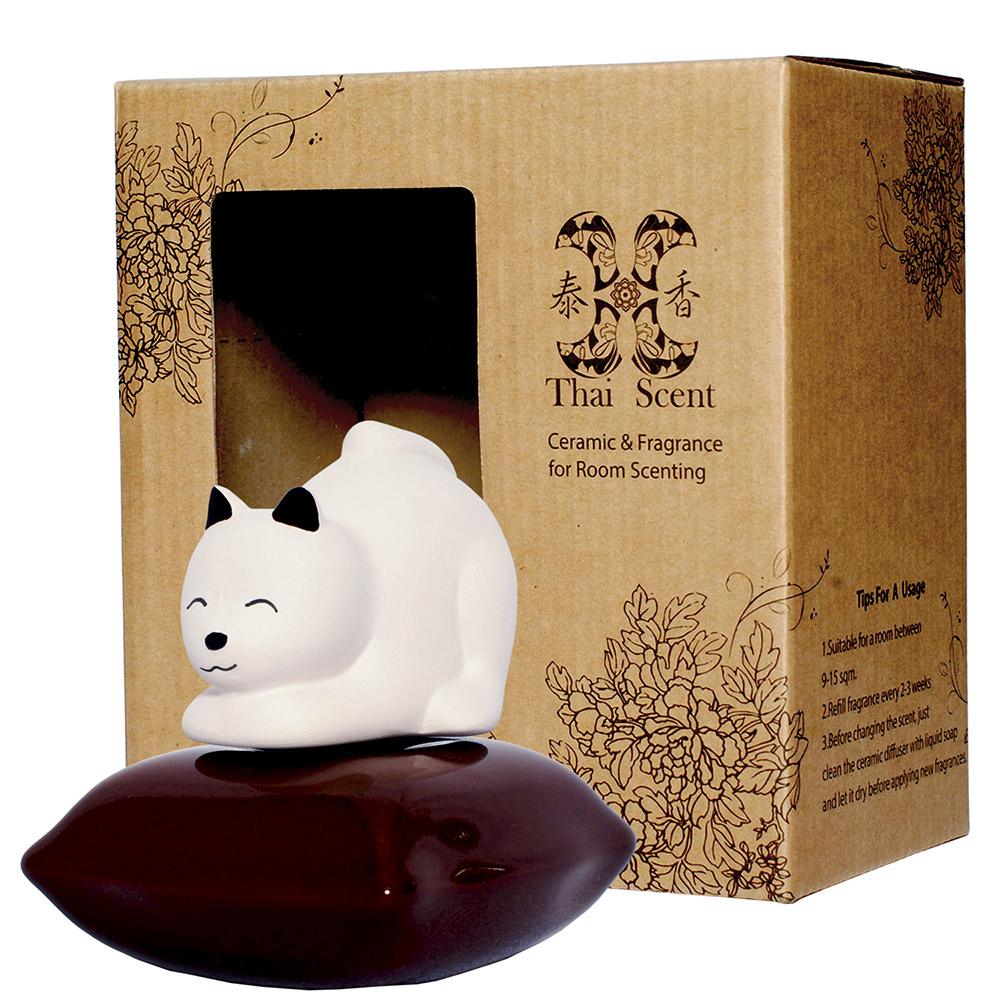 ThaiScent泰香 可可狗擴香精禮盒(三款香氣任選)