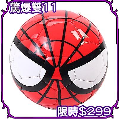 《凡太奇》MARVEL漫威正版授權蜘蛛人造型2號足球 D664-S-速