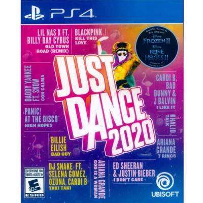 舞力全開 2020 Just Dance 2020 - PS4 英文美版