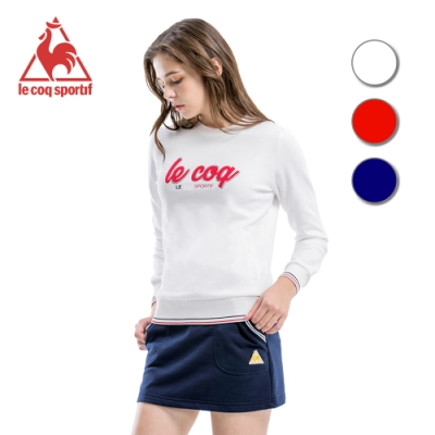 法國公雞牌圓領T恤 LNI22165-女-三色