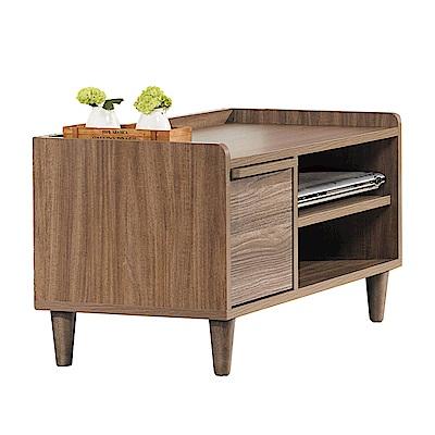 品家居 愛爾塔2.7尺木紋長櫃/電視櫃(二色可選)-80x41x44cm免組
