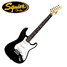Squier Bullet Stratocaster BLK 電吉他黑色